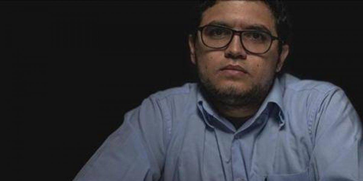 Periodista arrestado por el régimen de Maduro