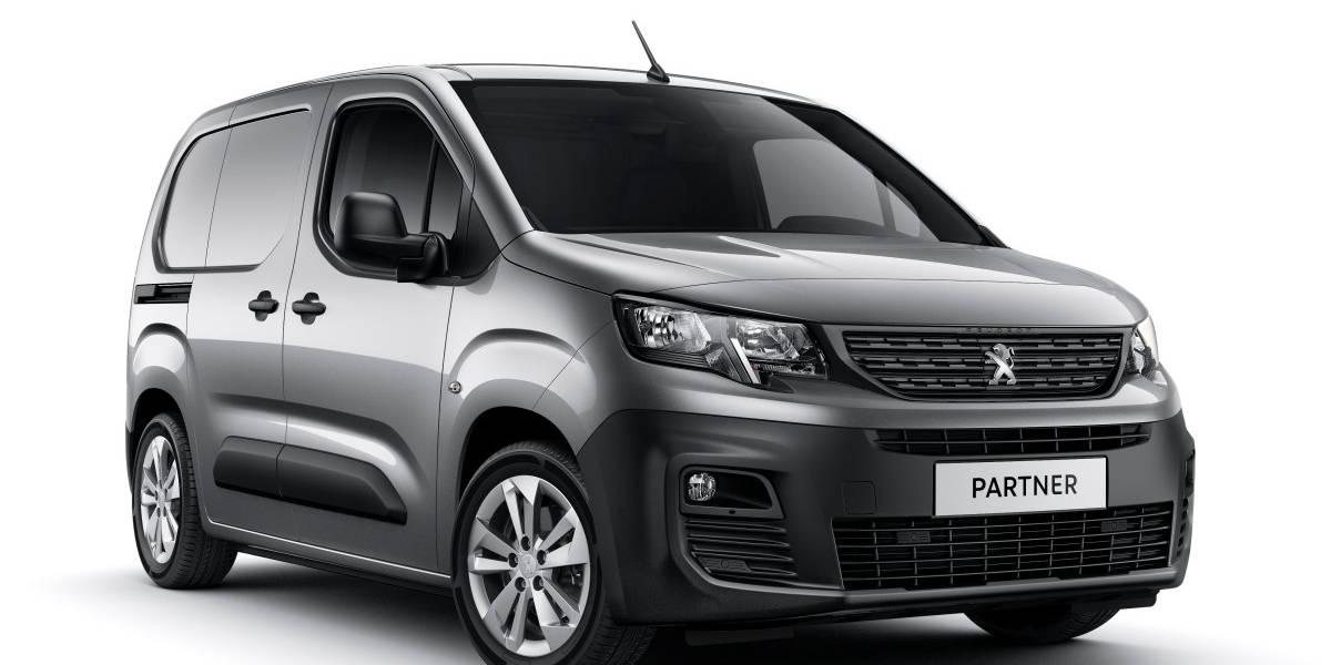 Por segundo año consecutivo Peugeot gana en Vehículos Comerciales