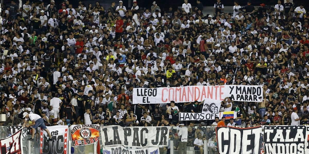 El duro reclamo de los hinchas contra Blanco y Negro por alto precio de las entradas para clásico Colo Colo-UC