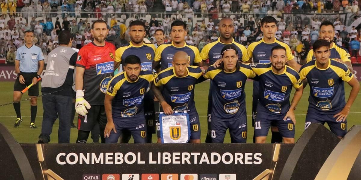 Las dos caras de la U. de Concepción: puntero en la Libertadores y colista en el Campeonato Nacional
