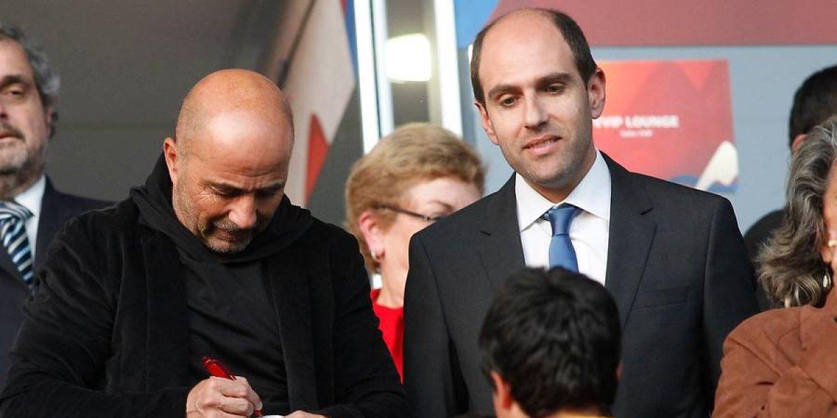 Esposa de Sergio Jadue: 'Cuando él era gordito, nosotros éramos súper felices'