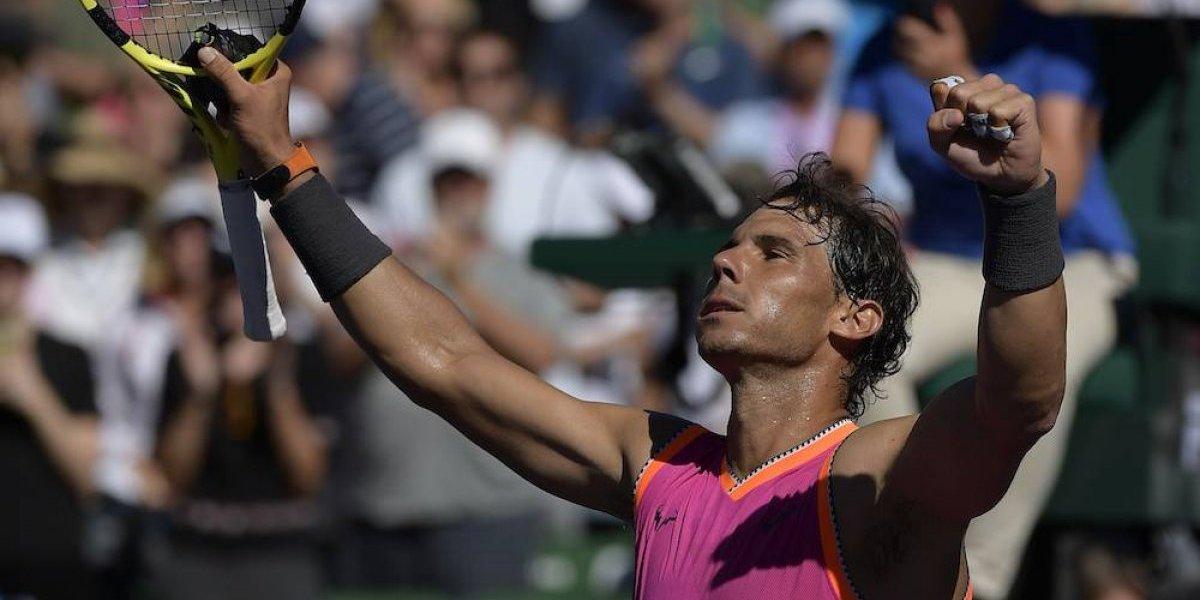 Mayer se metió en la segunda ronda de Indian Wells