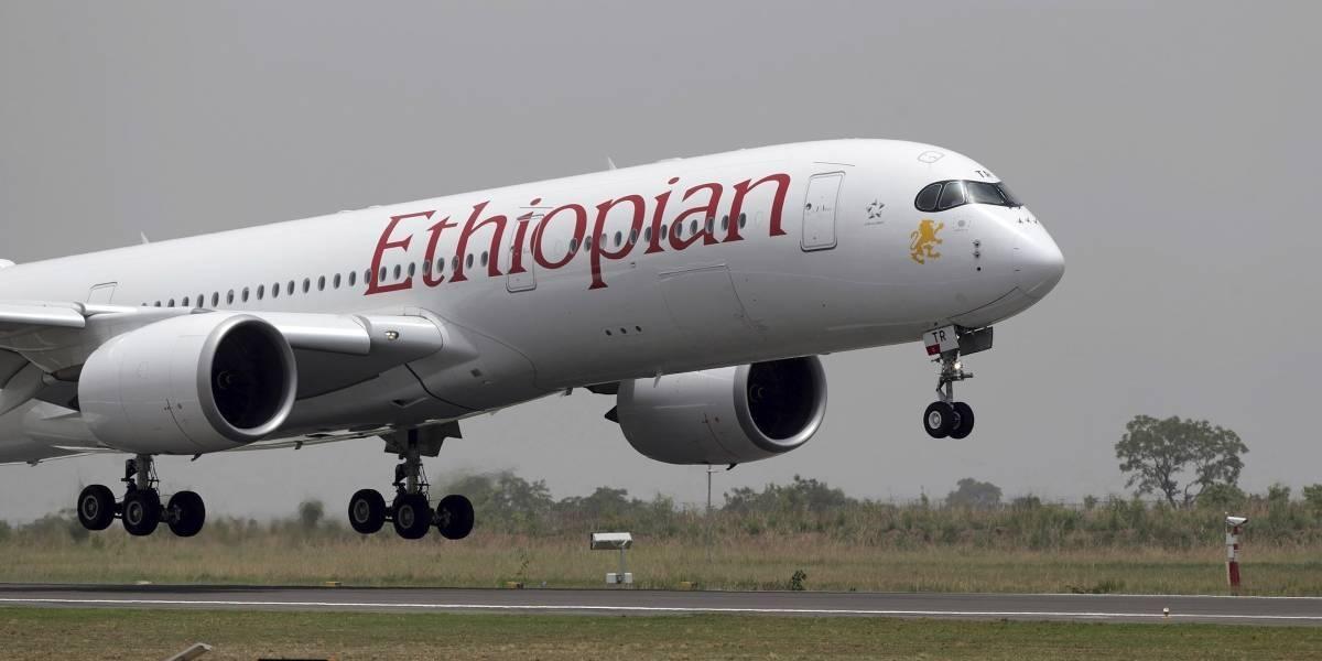 Recién casados: El mensaje que ella envió desde el Ethiopian Airlines antes de morir