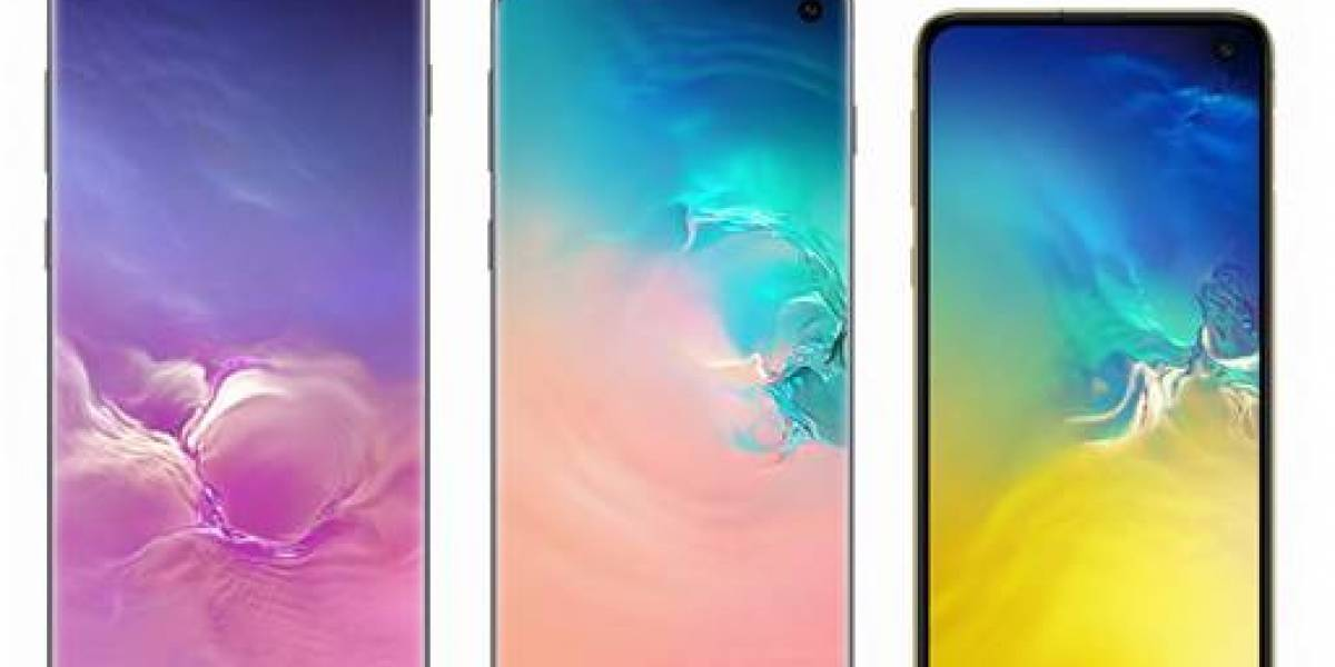 Samsung Galaxy S10 já está disponível na pré-venda
