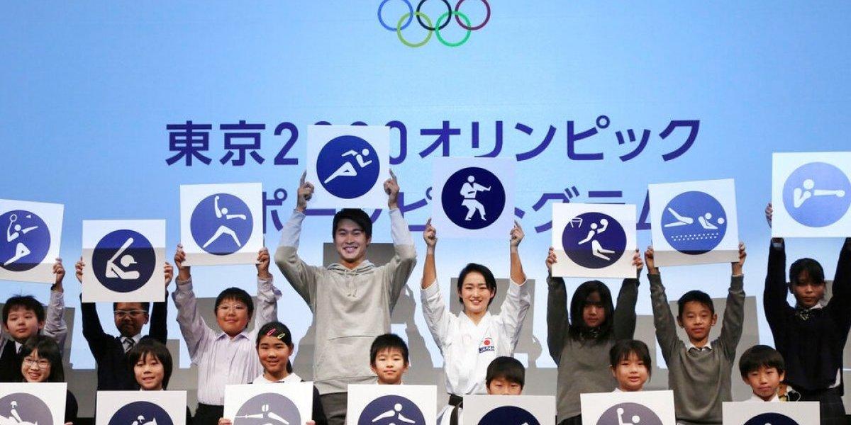 Faltan 500 días para los Juegos Olímpicos de Tokio 2020