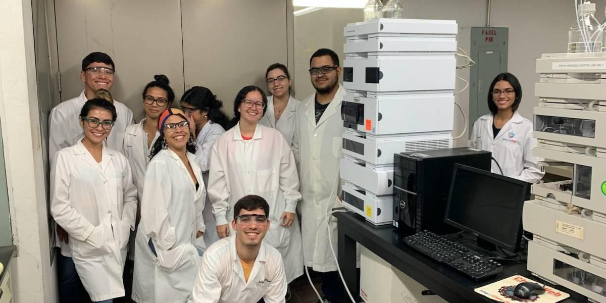 Departamento de Química de UPR Humacao recibe donativo de instrumentación