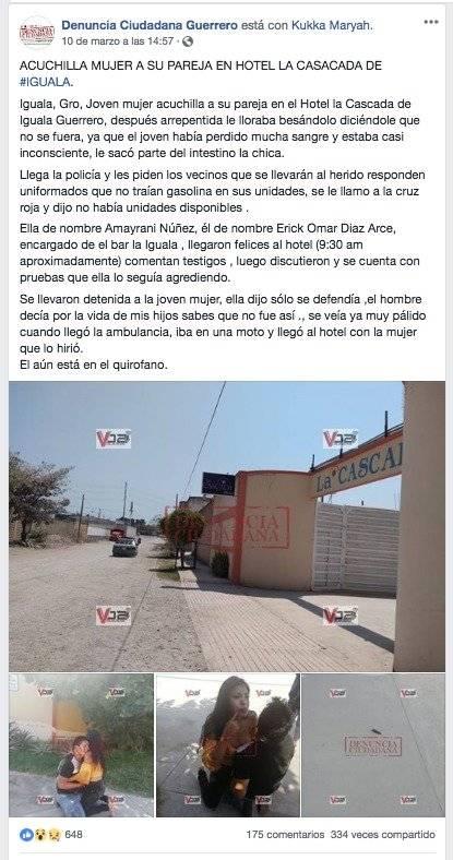 Denuncia Ciudadana Guerrero