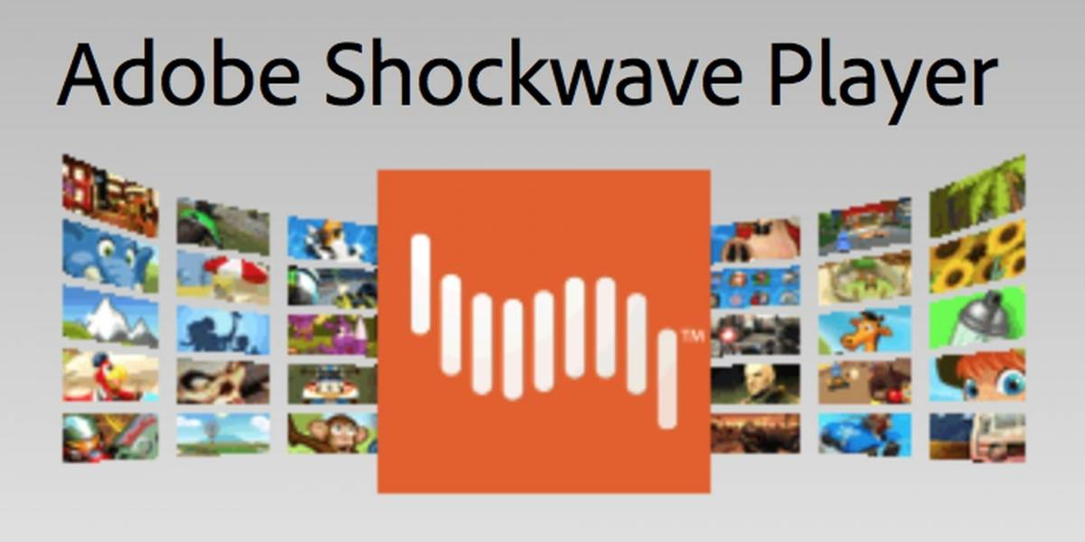 Adobe anuncia que descontinuarán Shockwave en abril
