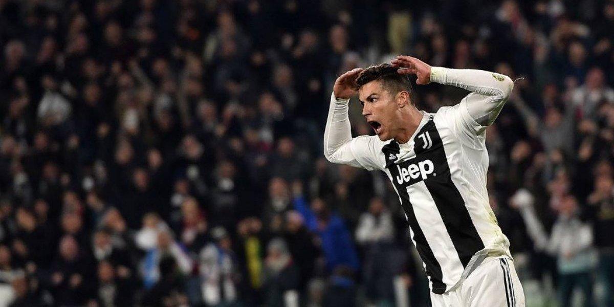 VIDEO: Cristiano Ronaldo imita festejo de Diego Simeone