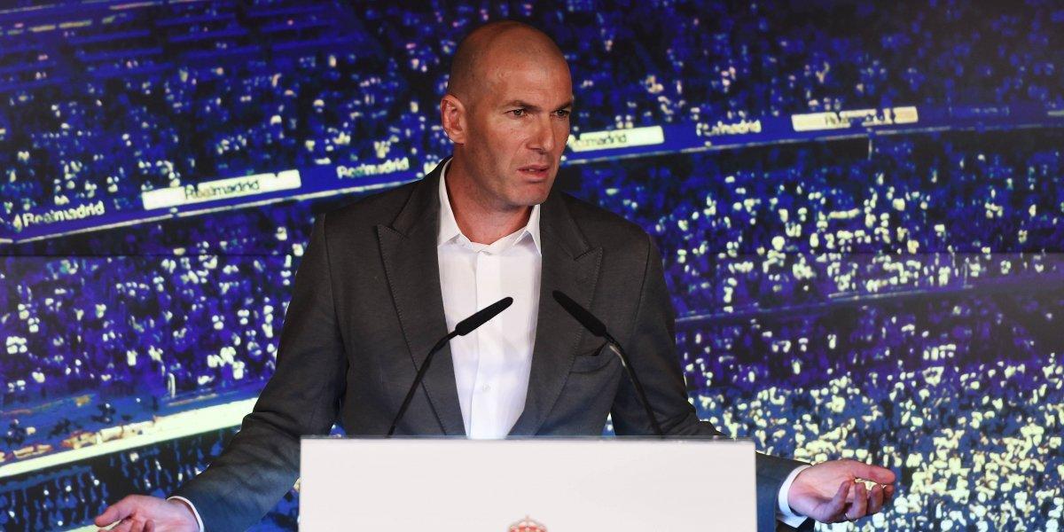 ¡Se va! Zidane le 'puso la cruz' a un crack merengue y le pasará lo mismo que a James