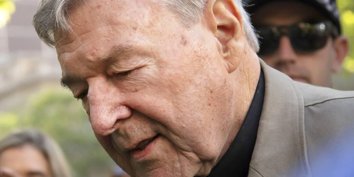 Condenan a cardenal australiano George Pell a seis años de prisión por abuso sexual a menores: así fue la caída del hombre de confianza del Papa Francisco
