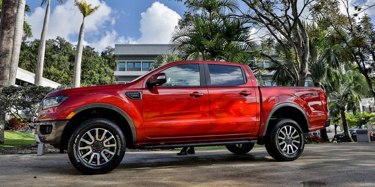 Ford regresa al segmento de pickups medianas con la Ranger 2019