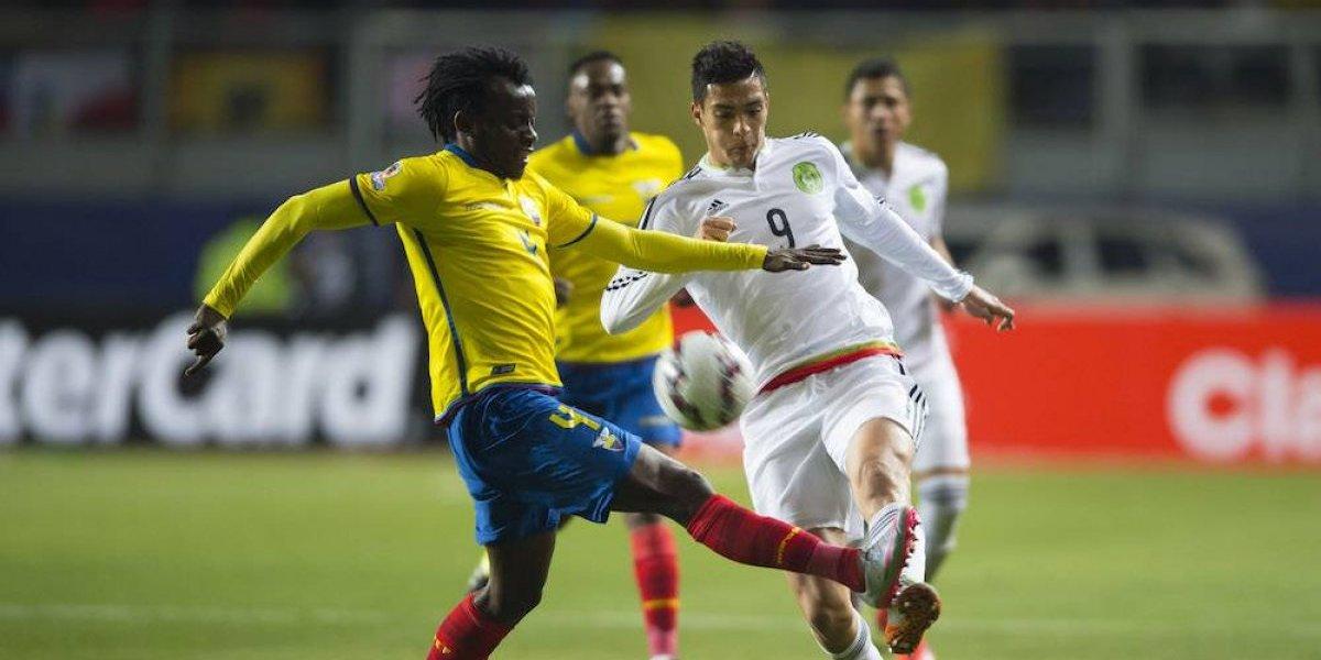 México enfrentará a Ecuador el 9 de junio