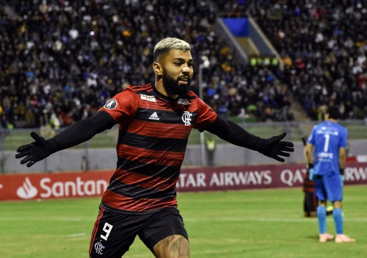 Gabriel Barbosa, Flamengo EFE