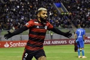 Flamengo vs Liga de Quito: El 'Fla' gana 3-1 a los 'Albos'