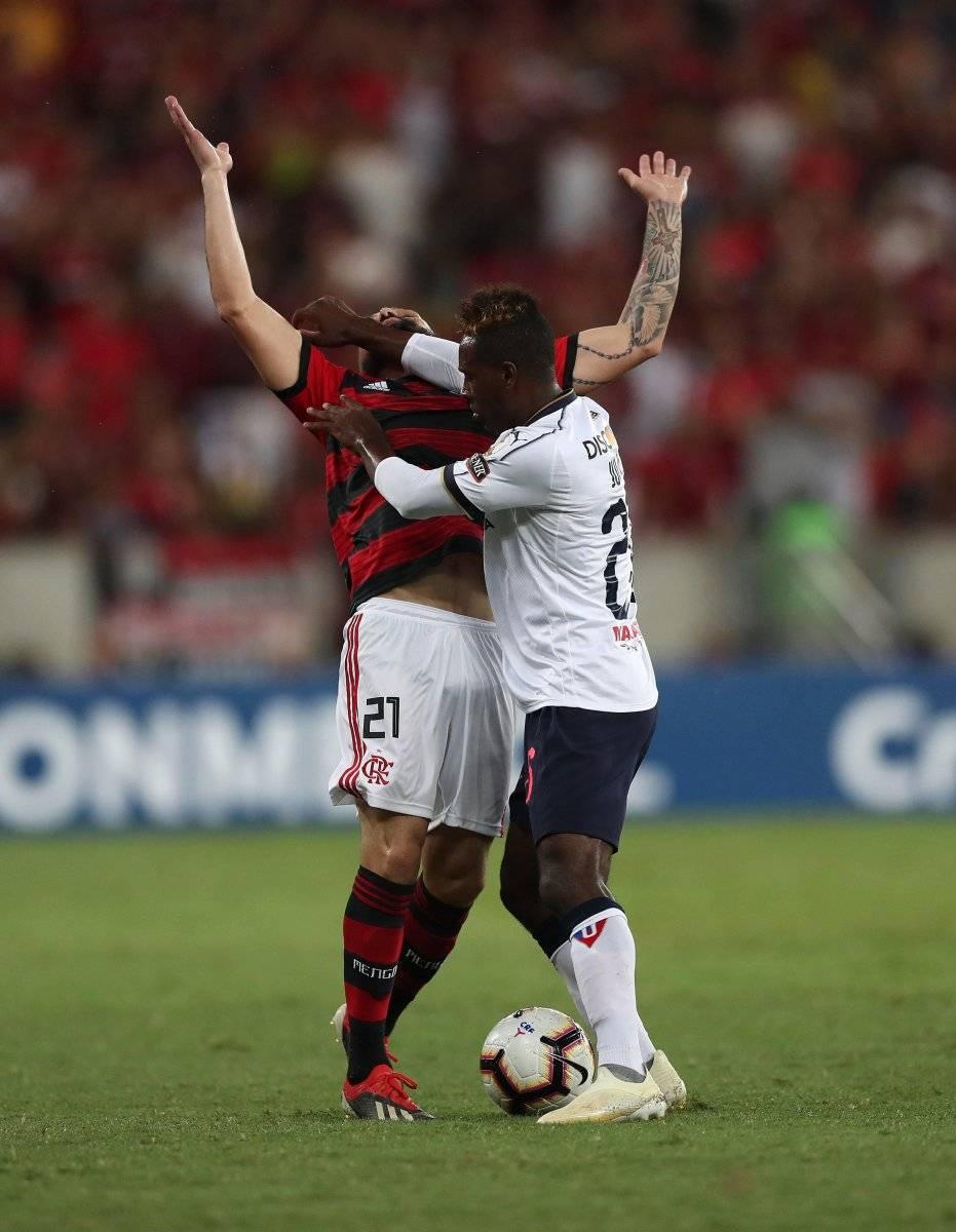 Flamengo vs Liga de Quito: El