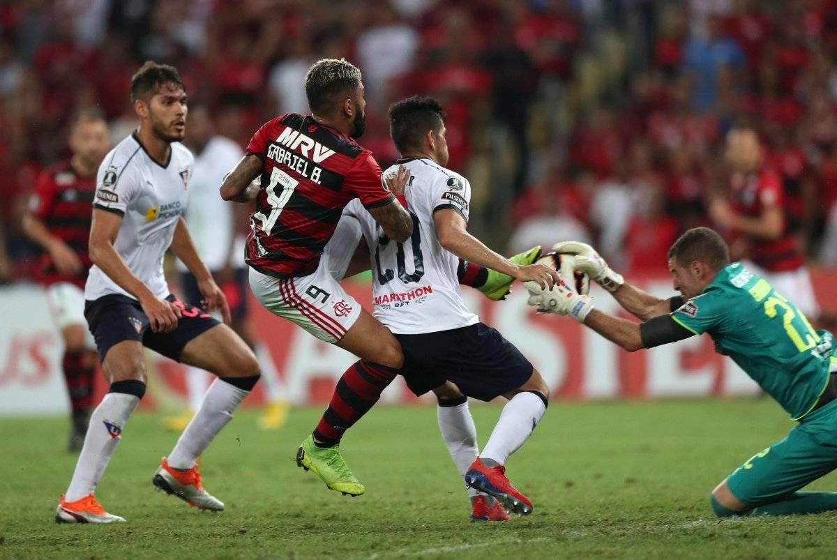 Liga de Quito vs Flamengo: En vivo, Copa Libertadores, alineaciones, donde ver el partido EFE