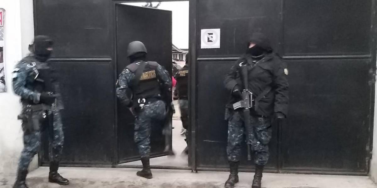 """Operación Stuart"" permite captura de presuntos miembros de red de narcotráfico"