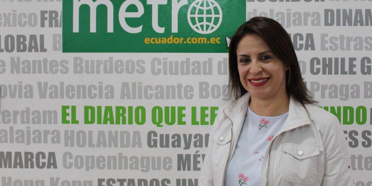 """Ana Casares: """"Basta de perseguir, hay que ayudar"""""""