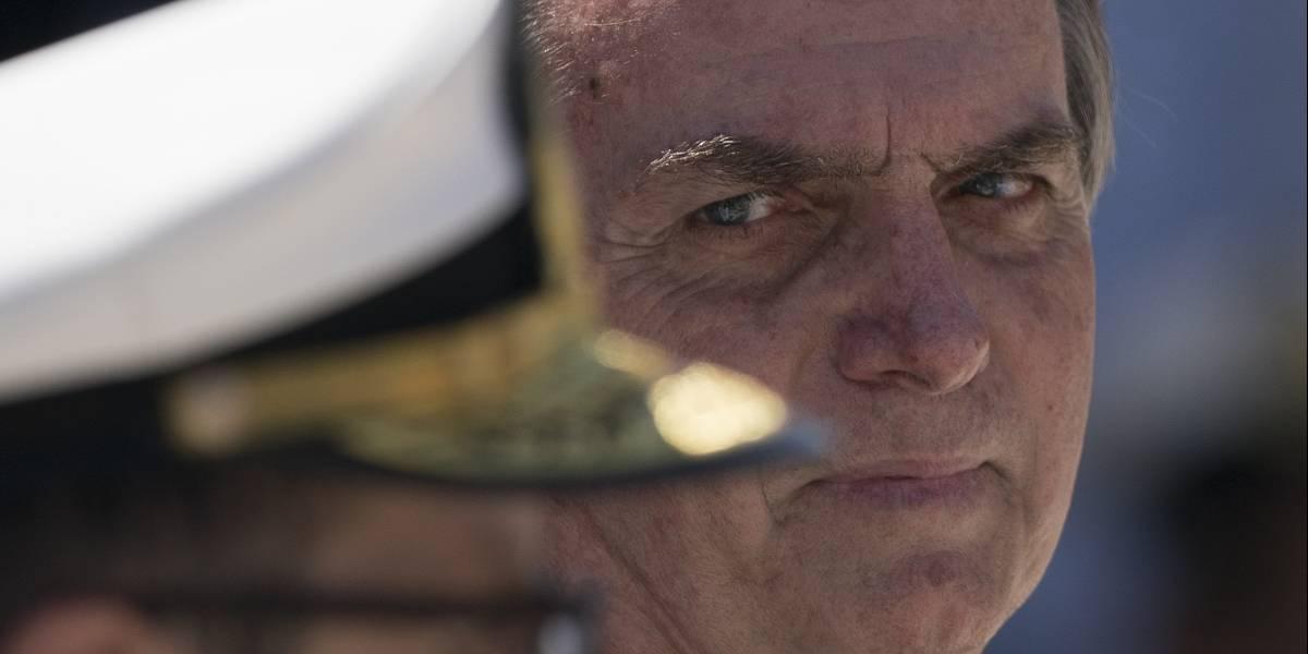 """""""No recuerdo esa cara"""": Bolsonaro es vinculado a uno de los sospechosos del asesinato de Marielle Franco"""