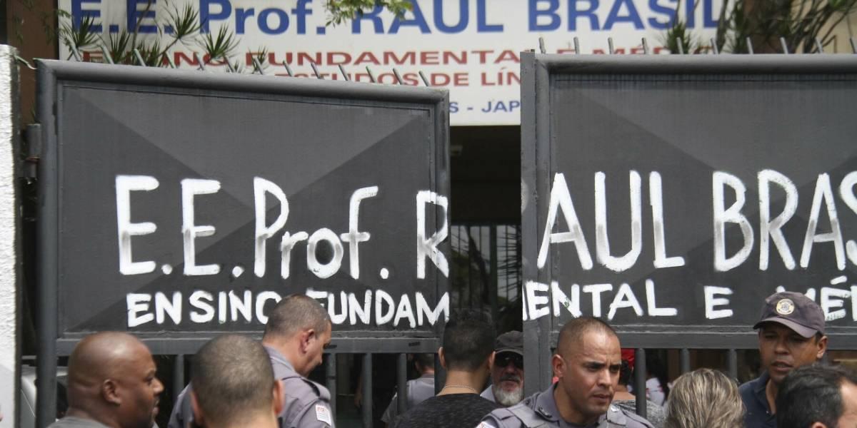 Sangriento tiroteo en Sao Paulo: autores del ataque eran ex alumnos de la escuela
