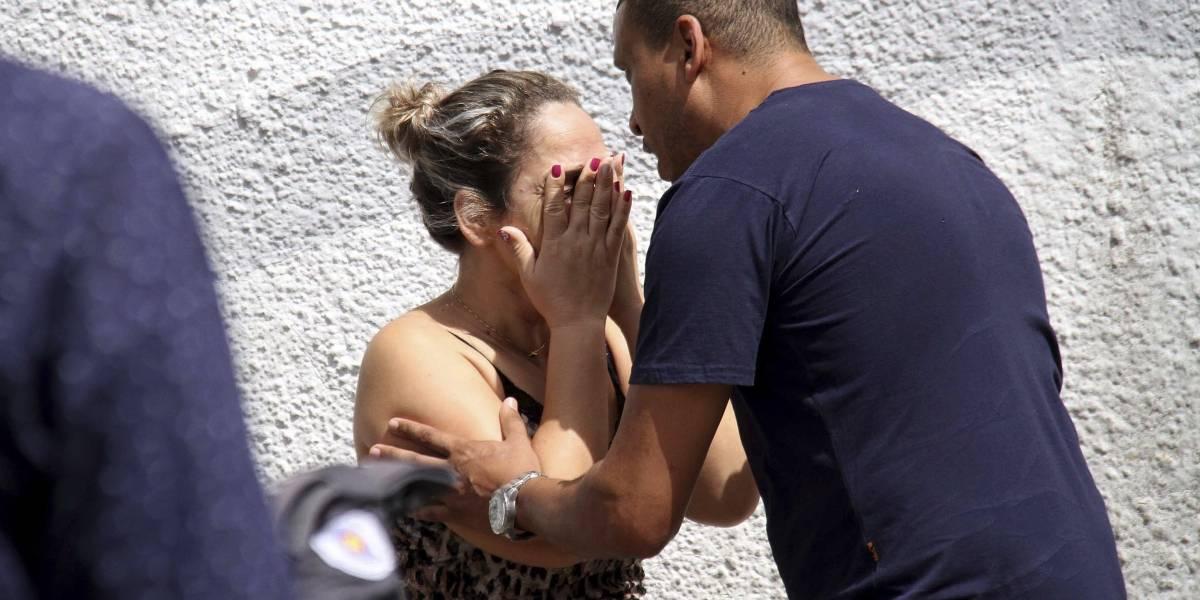 Sangriento tiroteo en Sao Paulo: autoridades elevan al menos diez las personas muertas en colegio de Brasil