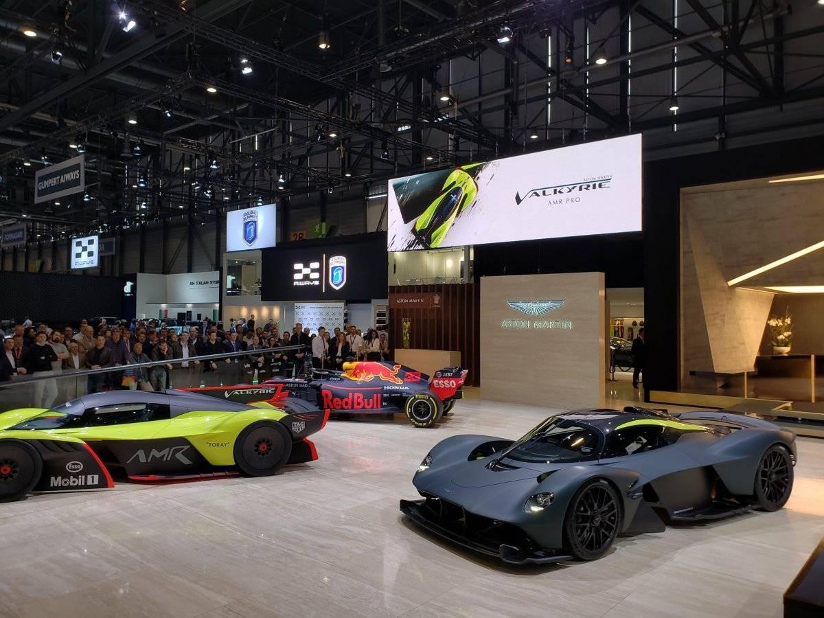 Aston Martin, Valkyrie Reprodução/ AutoRPM