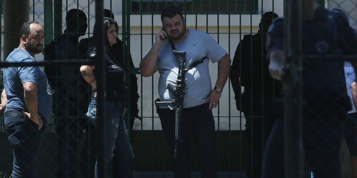 VÍDEO: Estudante relata pânico no momento de tiroteio na escola