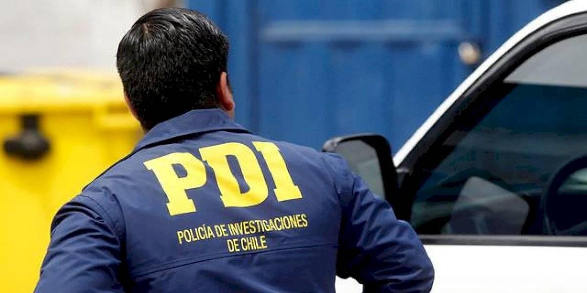 PDI investiga homicidio de hombre en San Bernardo: un sospechoso está detenido
