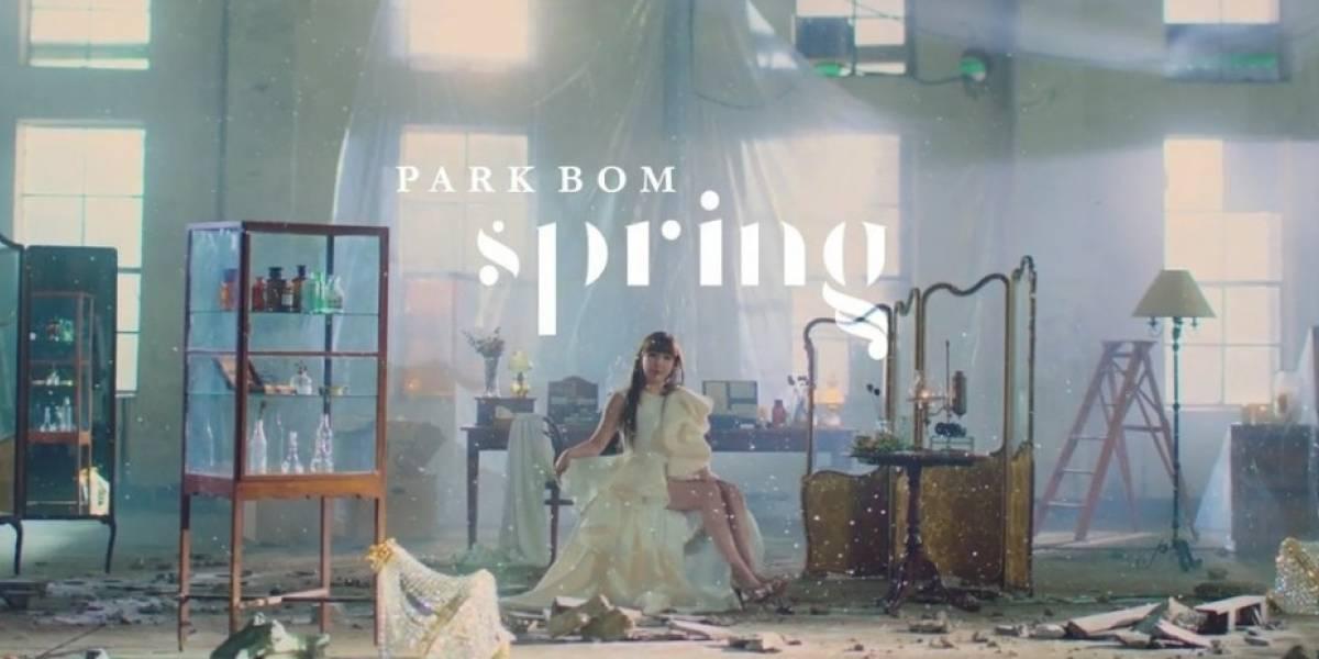 O k-pop aguardou anos por este momento: Park Bom está de volta