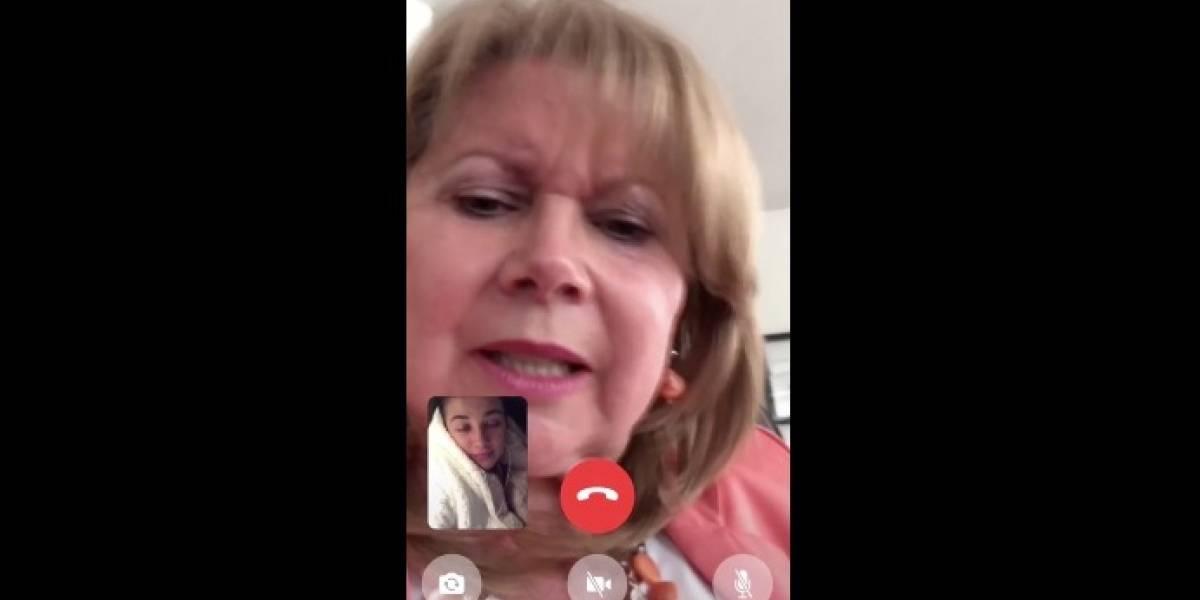 Video viral de colombiana en el exterior y su mamá conmovió las redes sociales
