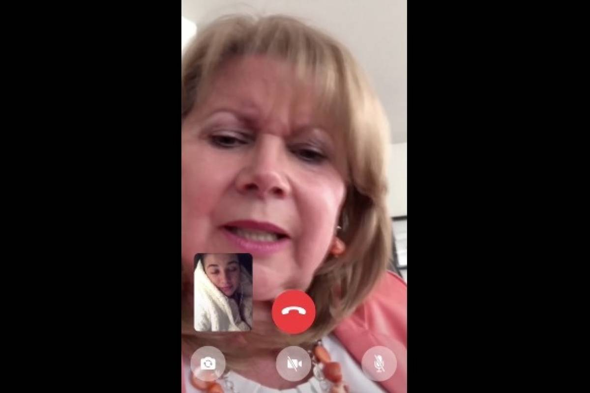 Video viral de colombiana en el exterior y su mamá conmovió las ...