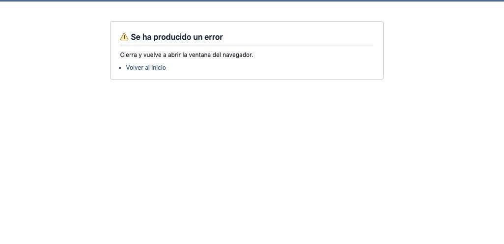 Se cayó Facebook