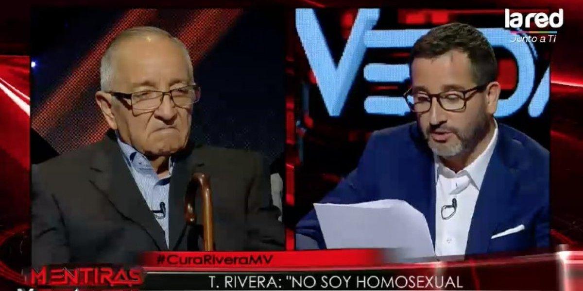 """Cura Tito Rivera se confiesa en Mentiras Verdaderas: """"sostuve relaciones homosexuales, pero no forcé a nadie"""""""