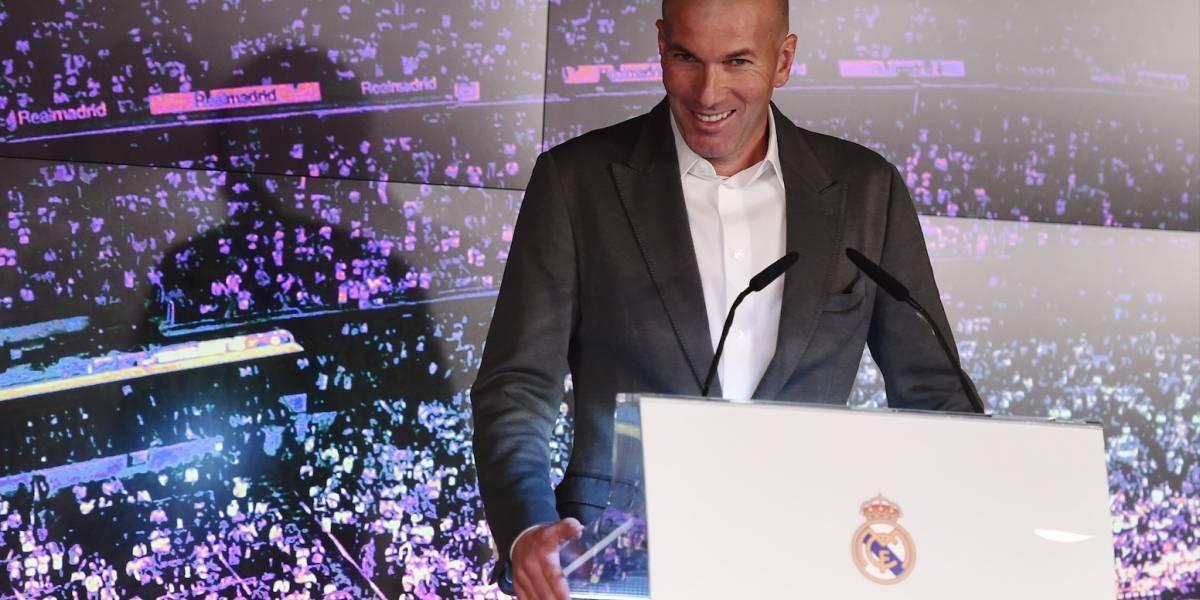 El exorbitante sueldo de Zinedine Zidane en su regreso al Real Madrid