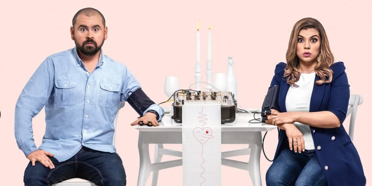 Ricardo Quevedo y Liss Pereira llegan a Netflix con especial de comedia