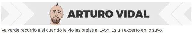 Esto destacó Marca sobre el chileno /Imagen: Sitio web Marca