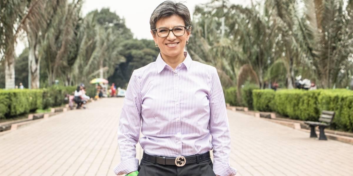 El indirectazo de Claudia López a Noticias RCN por su pregunta sobre Guaidó