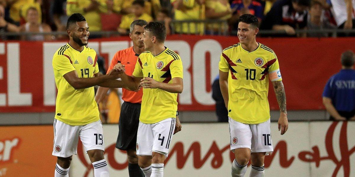 ¿Quiénes faltaron en la convocatoria de la Selección Colombia?