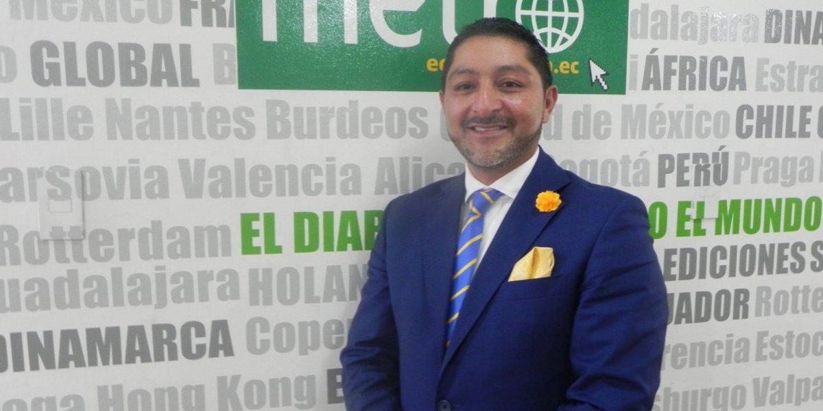 Edgar Jácome: Mi padre me enseñó el amor por Quito