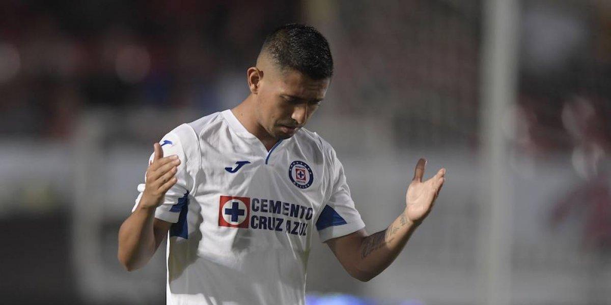 Cruz Azul pierde a Elías Hernández por lo que resta del Clausura 2019