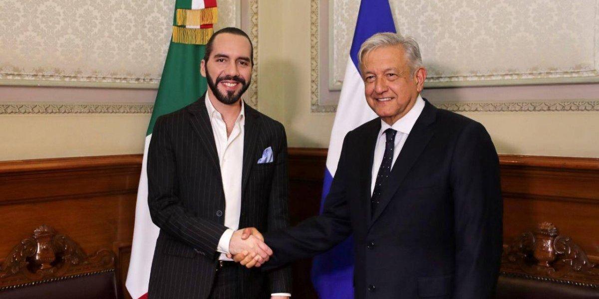 La aspiración de AMLO que sorprendió al presidente electo de El Salvador