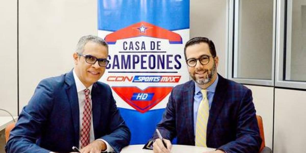 CDN Sports Max y Colimdo CTV serán los canales oficiales de la Liga Dominicana de Fútbol