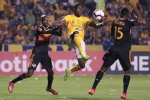 Tigres vs Houston Dynamo