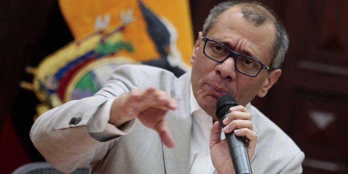 Realizan rifa solidaria a favor del exvicepresidente Jorge Glas