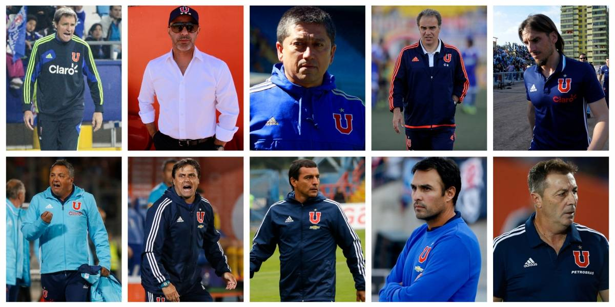 Diez entrenadores en siete años: Azul Azul no encuentra al DT de la U post Sampaoli