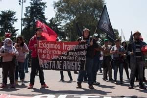 Se esperan manifestaciones en sedes de la Universidad Autónoma Metropolitana