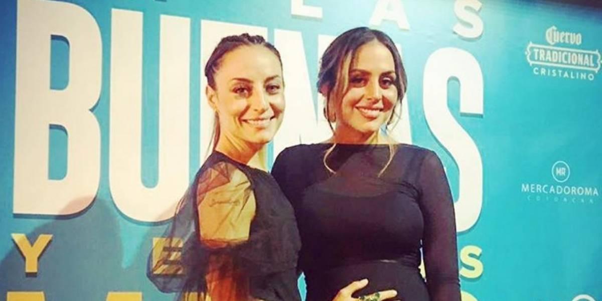 Marimar Vega confirma relación con Horacio Pancheri