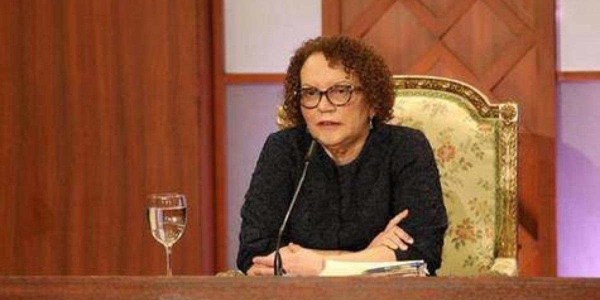 Miriam Germán no acepta las disculpas del Procurador