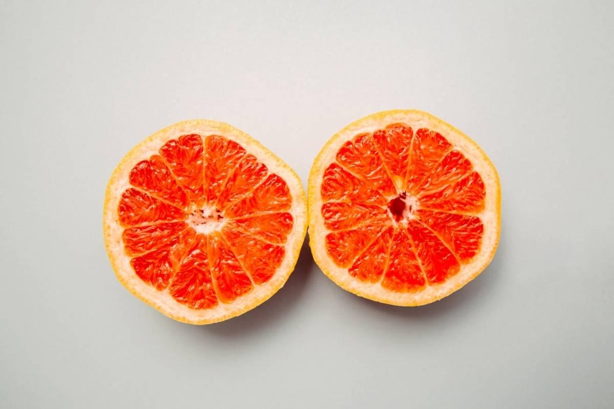 Naranja toronja para adelgazar